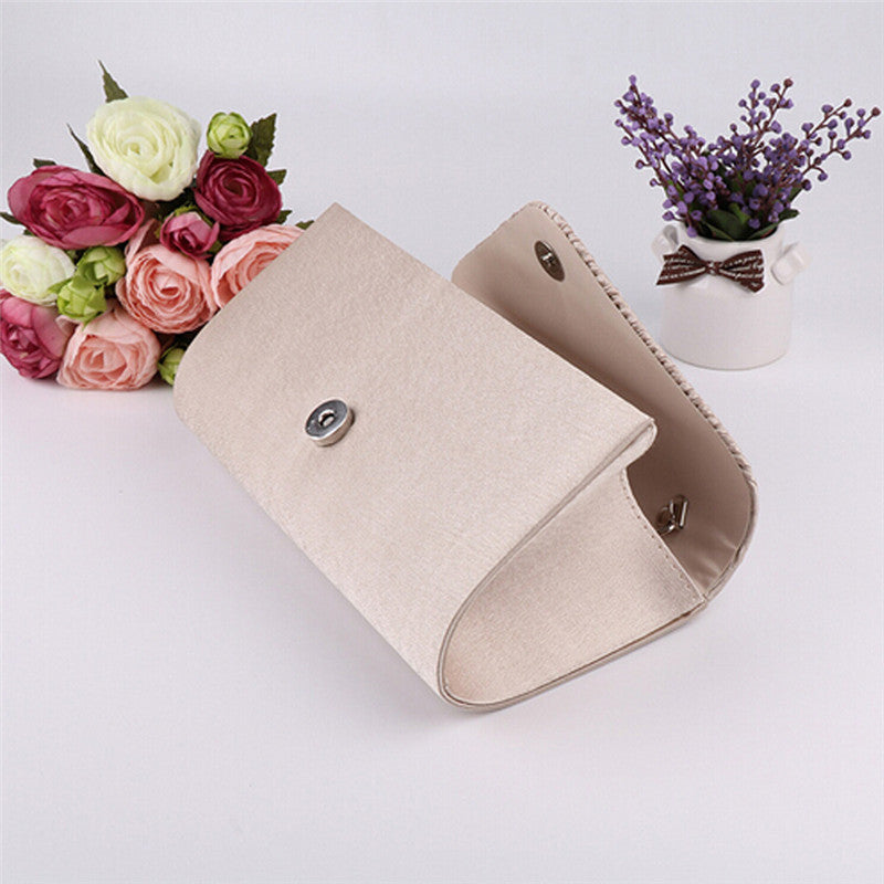 NoEnName_Null Women Evening Shoulder Bag Party Prom Wedding Lady Clutch Envelope Handbag Gift