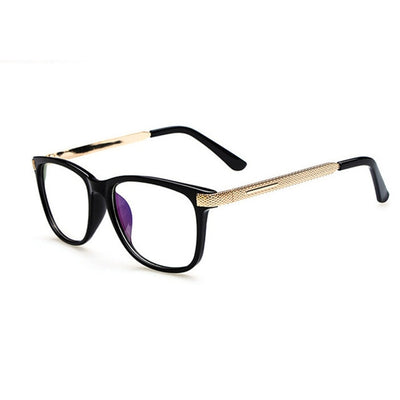 KOTTDO Fashion Cool Glasses Women Retro Vintage Reading Myopia Eyeglasses Frame Men Square Glasses Optical Clear Eyewear Oculos