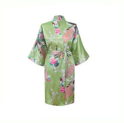 Rayon Robes Women Nightwear Flower Home Clothes Intimate Lingerie Casual Kimono Bath Gown Lady Sexy Night Dress Oversize 3XL