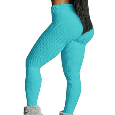 10colors Hot Women Leggings Pants Sexy White leggins Push Up Slim Gym Exercise High Waist Fit Slim Running Athletic Trousers