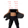 3 in 1 Women Hot Sweat Slim Thigh Trimmer Leg Shapers Push Up Waist Trainer Pants Fat Burn Neoprene Heat Compress Slimming belt