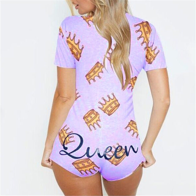 New 2020 Fashion Women's Jumpsuit Sexy Women Print Playsuit Women Rompers Summer Sleeveless Beach Casual Women Clothes