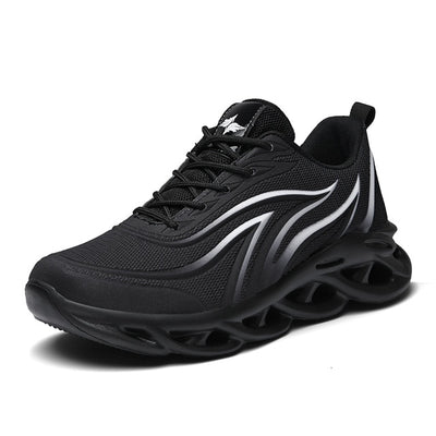Running Shoes Men Mesh Breathable Outdoor Sports Shoes Adult Hollow Sole Jogging Sneakers Light Weight Plus Size Basket Hombre