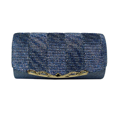 2018 Shiny Women Evening Bag Fashion Wedding Women Clutch Bag With Chain Luxury Glitter Party Bridal Ladies Handbags Bolsa Mujer