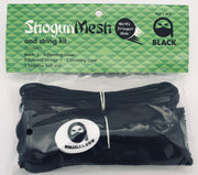 Shogun Mesh (Black) and Stringing kit (20 Pack)