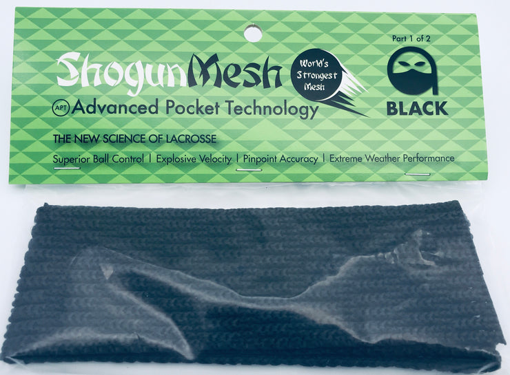 SHOGUN MESH BLACK