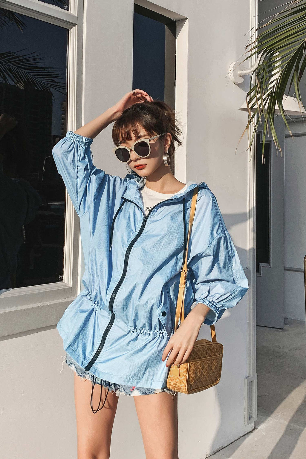 Sun-proof Clothing Summer thin coat Top - 7GEGE