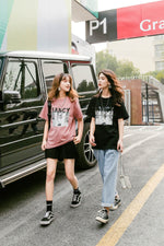 Sweetheart Sister Graphic Tee - 7GEGE