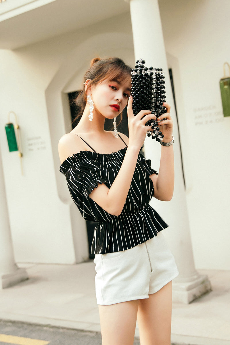 Sweet Off Shoulder Top