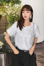Splice Fringe Top - 7GEGE