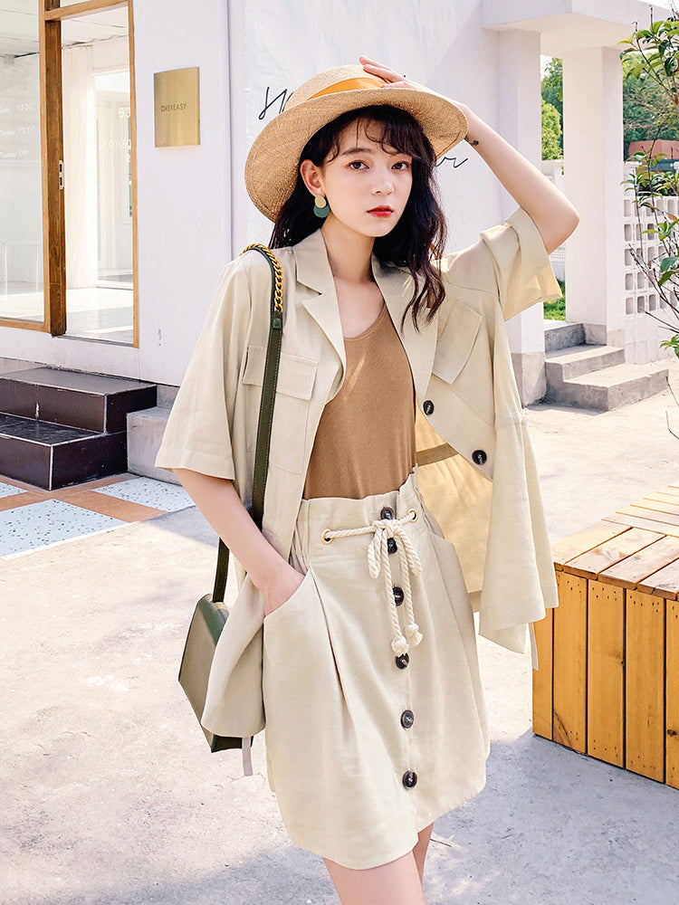 Summer Season  Suit Top - 7GEGE