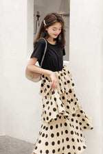 Polka Dot Polka Dots Kiki Riki Dress - 7GEGE