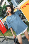 Thin Cotton Short Sleeve T-shirt