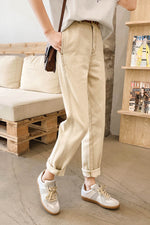 Dad Jeans Straight Pant - 7GEGE