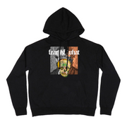 Skull and Crown Hoodie (Black)