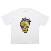 Skull and Crown T-Shirt (White)