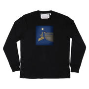Aladdin Amex Long Sleeve T-Shirt (Black)