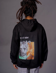 Archangel and the Saint Hoodie (Black)