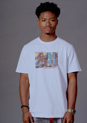 County of Kings Standard Fit T-Shirt (White)