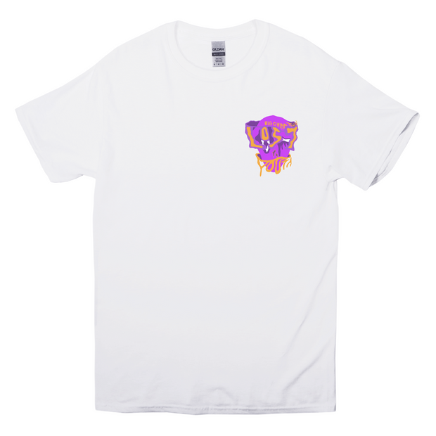 Lost Youth Facade T-Shirt (White)