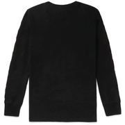 Fluidity Long Sleeve T-Shirt (Black)