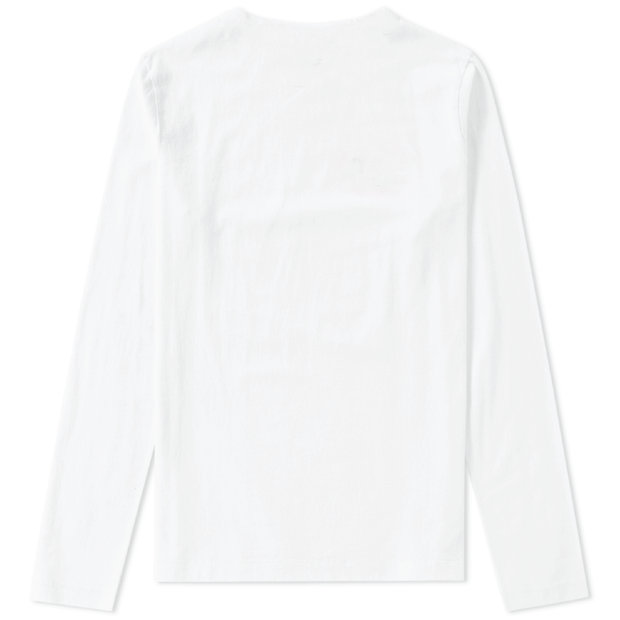 Fluidity Long Sleeve T-Shirt (White)