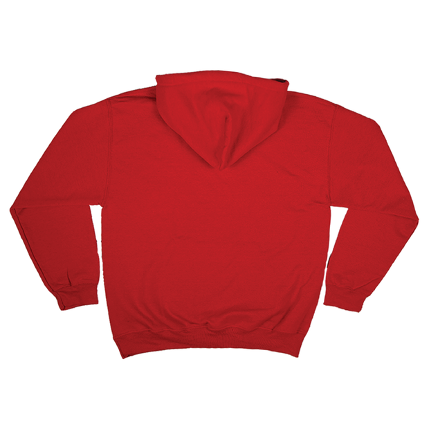 F-Capitalism Hoodie (Red)