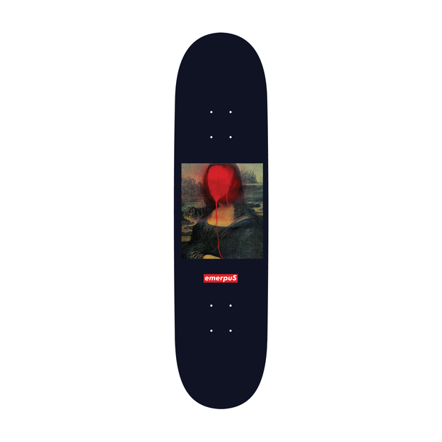 Bombin' The Mona Lisa Deck