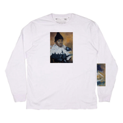 N.Y. State of Mind Long Sleeve T-Shirt (White)