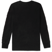 Neutralism Long Sleeve T-Shirt (Black)