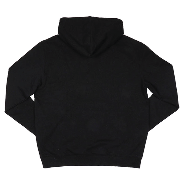 Just a Person Hoodie (Black)