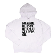 Just a Person Hoodie (White)