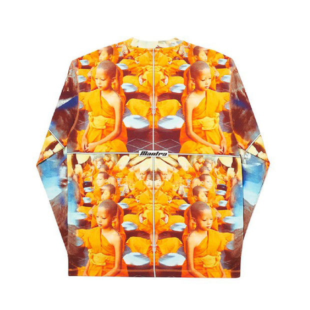 Mantra Long Sleeve (Orange)