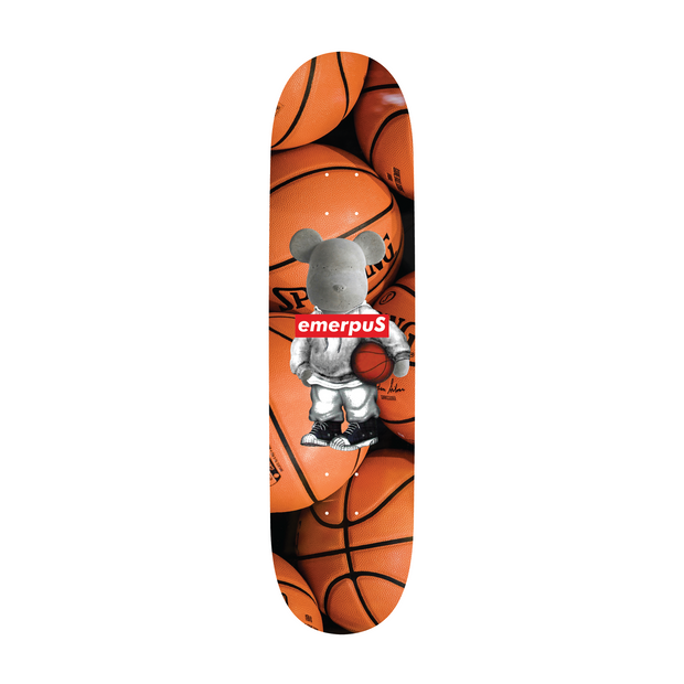 Hoop Dreams Deck