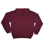 Concrete Courts Hoodie (Burgundy)