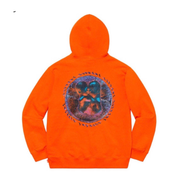 Embryo Hooded Sweatshirt (Orange)