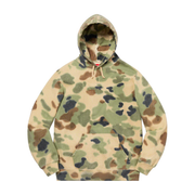 Overdyed Hooded Sweatshirt (Camouflage)
