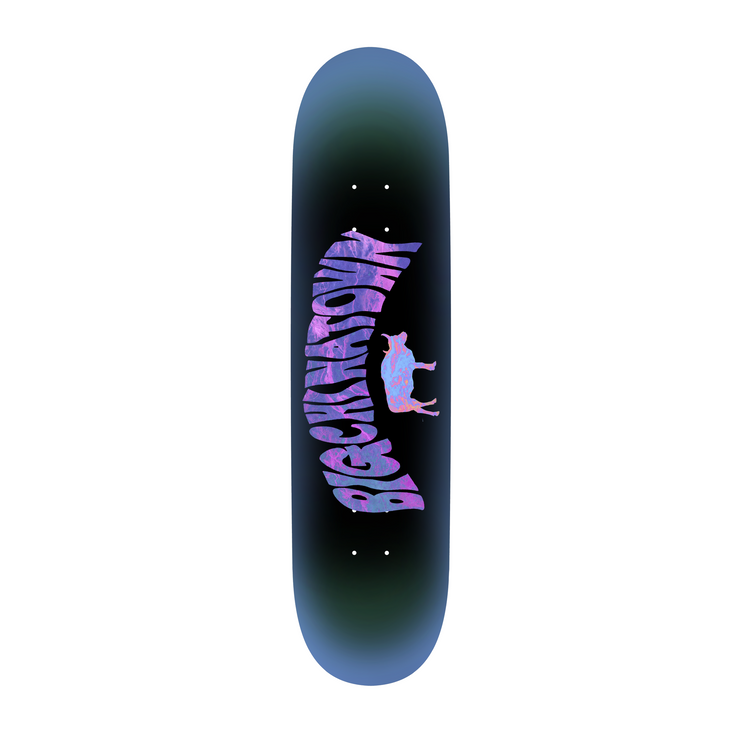 Big China Town Bull Deck (Blue)