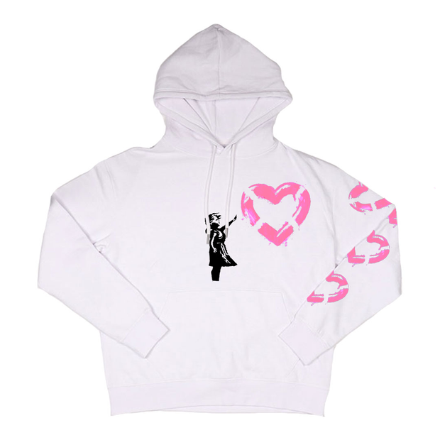 Rescue Hoodie (White)