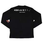 LIMITED EDITION // Big Poppa Long Sleeve (Black)