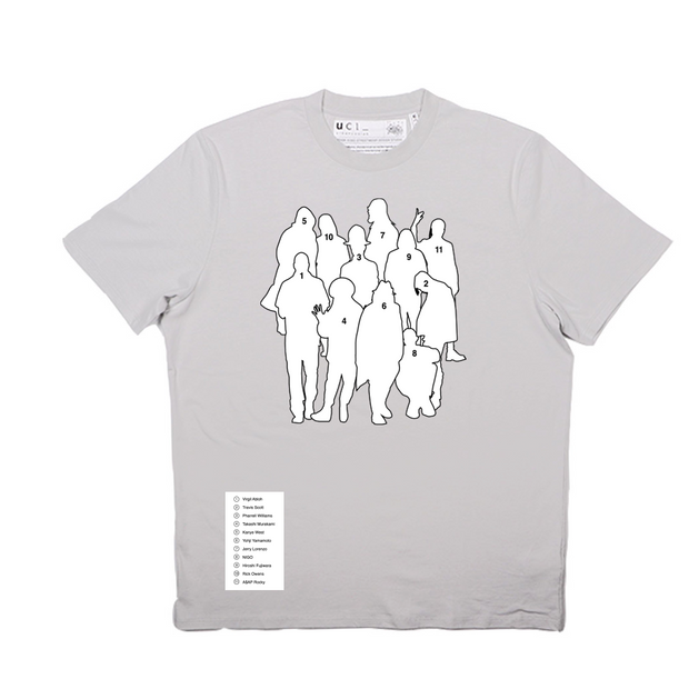 The Eleven T-Shirt (Grey)