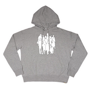 The Eleven Hoodie (Grey)