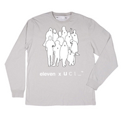 The Eleven Long-Sleeve (Grey)