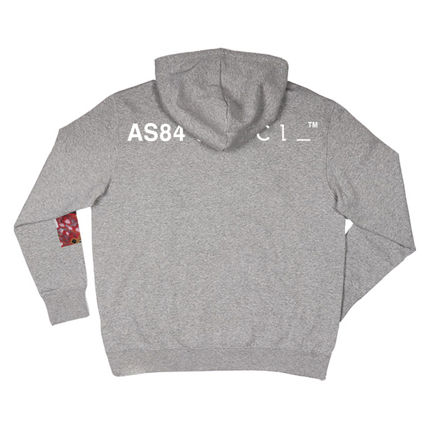 LIMITED EDITION // Big Poppa Drop Shoulder Hoodie (Grey)