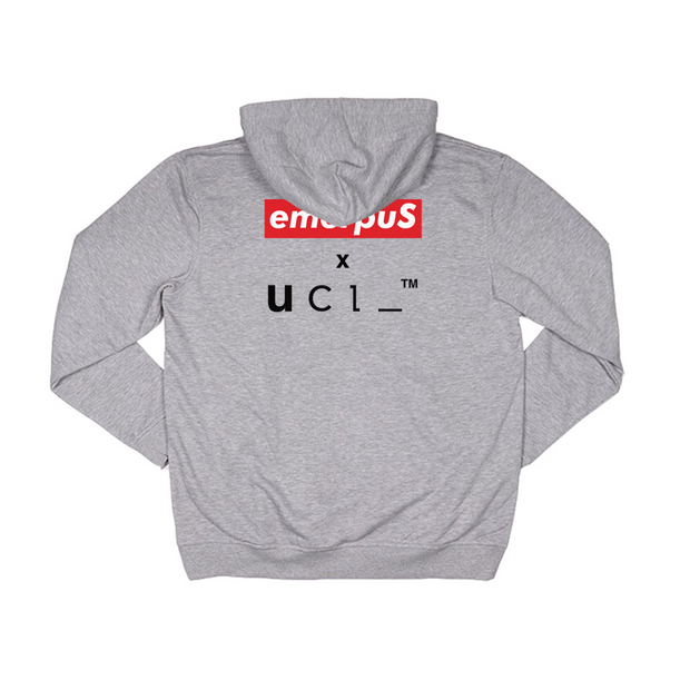Your Brand is a Battle Ground Hoodie (Grey)