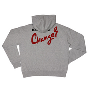 Tic Tac Toe Game Changer Hoodie (Grey)