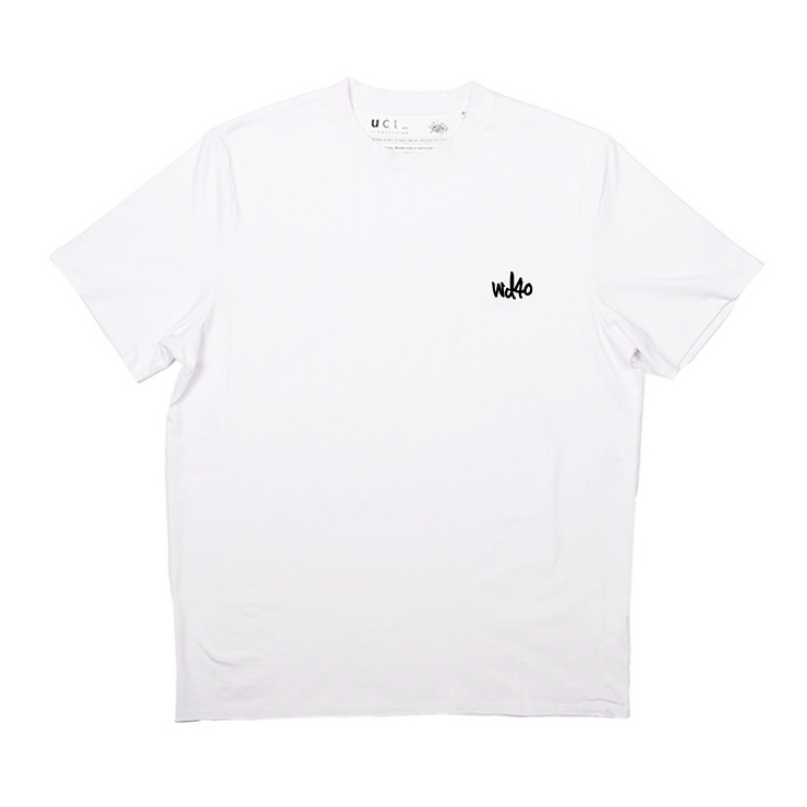 Reverse Three of a Kind T-Shirt (White)