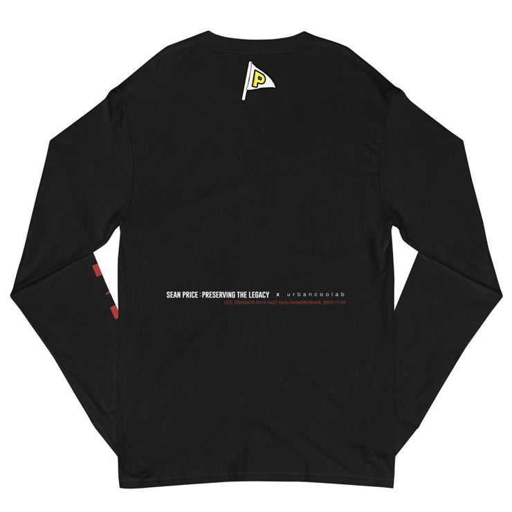 #SEANFORSHAUN Champion Long Sleeve (Black)