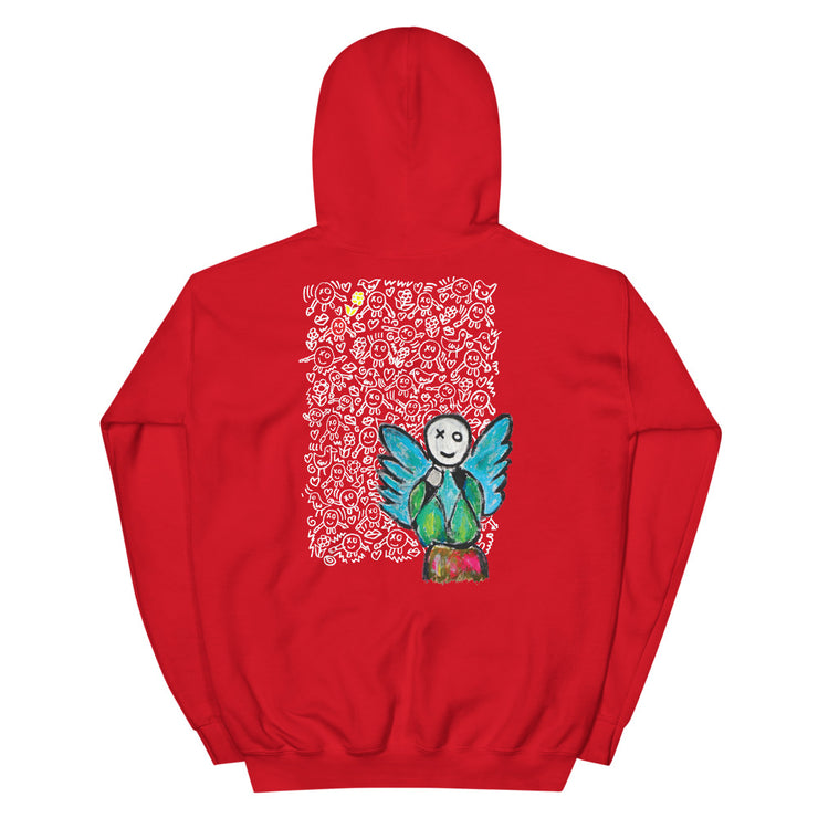 Fraternité Hoodie (Red)