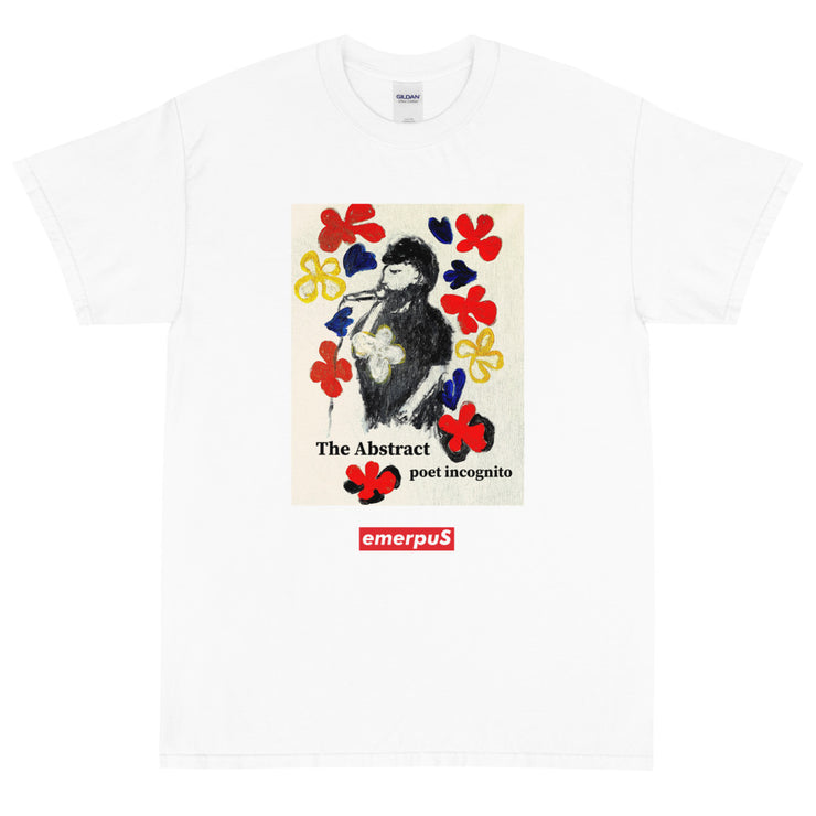 Matisse and a Mic T-Shirt (White)